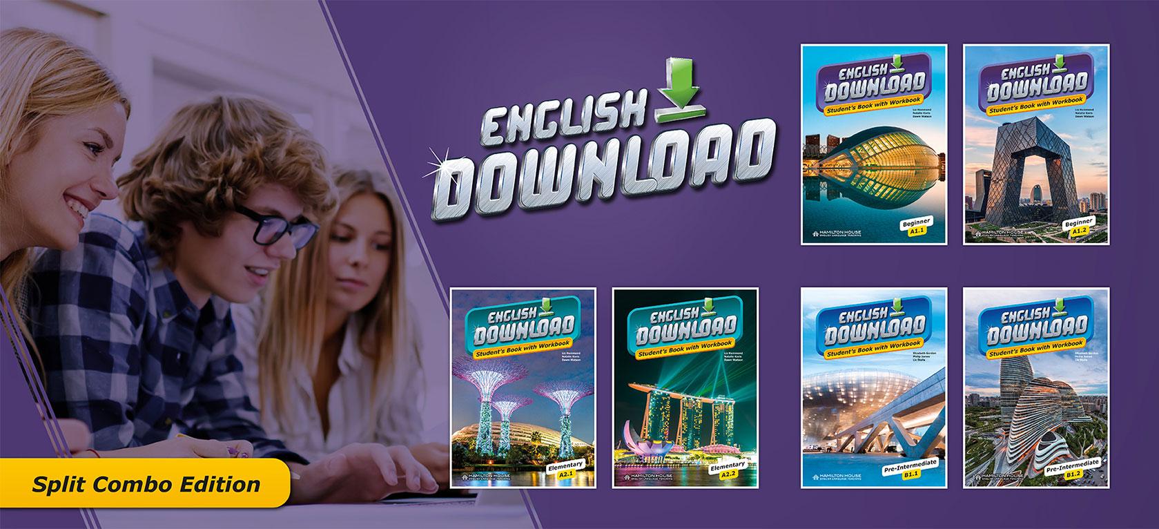 English Download Combo Hamilton books