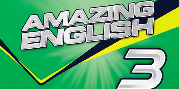 amazing English 3